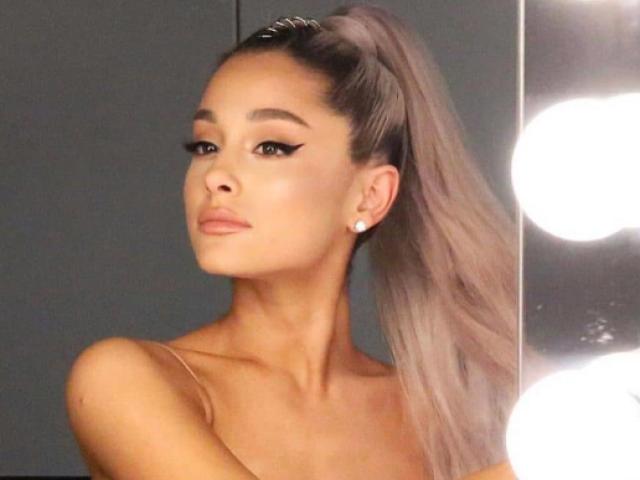 O que você seria da Ariana Grande?