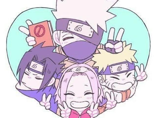 Quem do time 7 você seria?