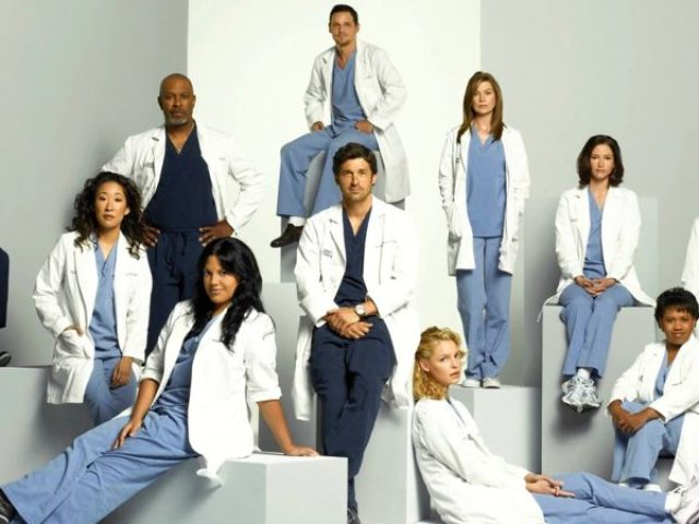 O quiz mais difícil de Grey's Anatomy.