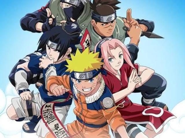 Quanto você conhece de Naruto clássico?