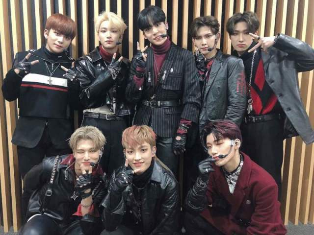 Qual o nome do grupo? (K-pop)