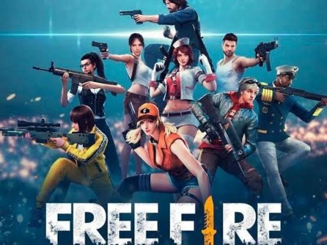 Qual Jogador de Free Fire você seria?