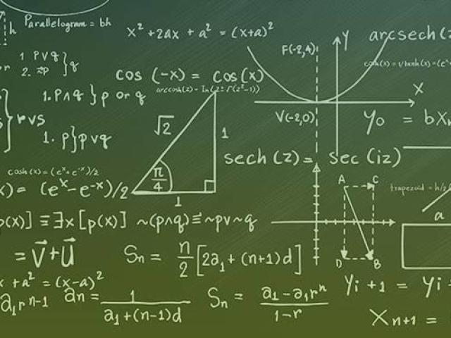 O quanto você sabe sobre as fórmulas matemáticas?