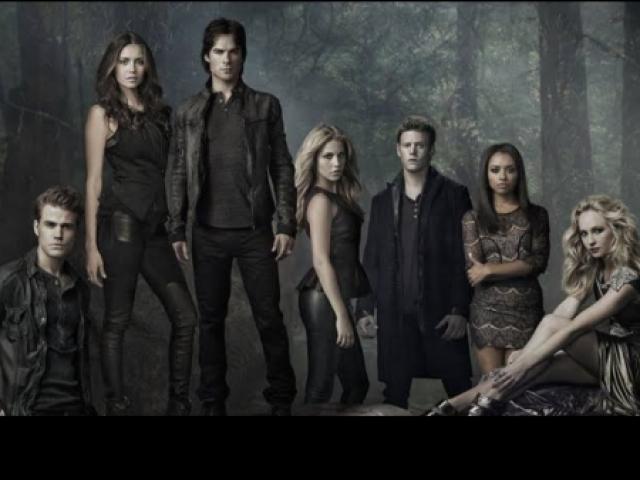Quem você seria em The Vampire Diares?