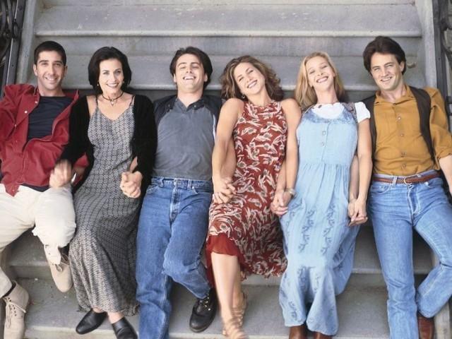 Você conhece mesmo a série Friends?