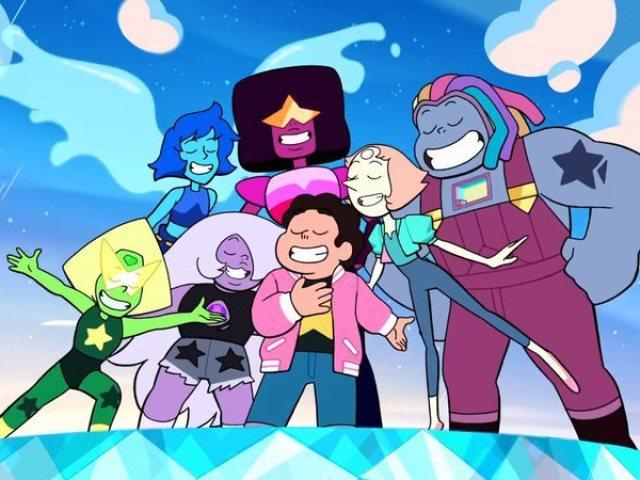 Steven Universe: Qual é o personagem?
