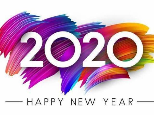 Qual será a cor do seu 2020?