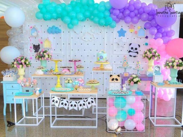 Qual tema da sua festa de aniversário?