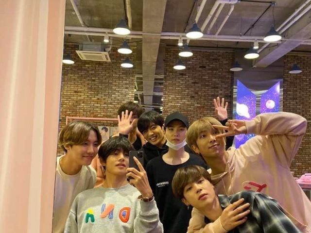 Quem do BTS seria seu namorado?