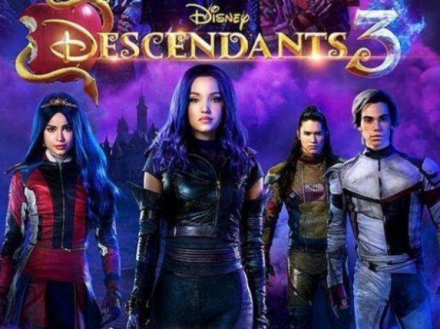 Quem seria você em Descendentes 3?