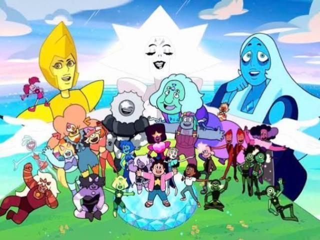 O quanto você sabe sobre Steven Universo?