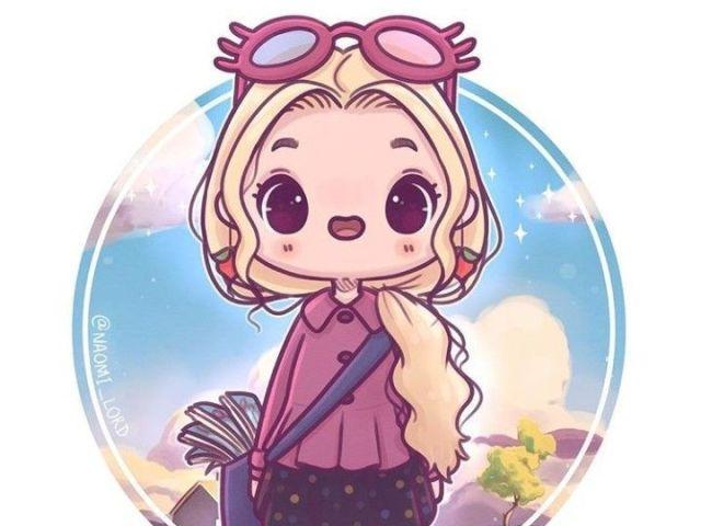 Você conhece a Luna Lovegood?