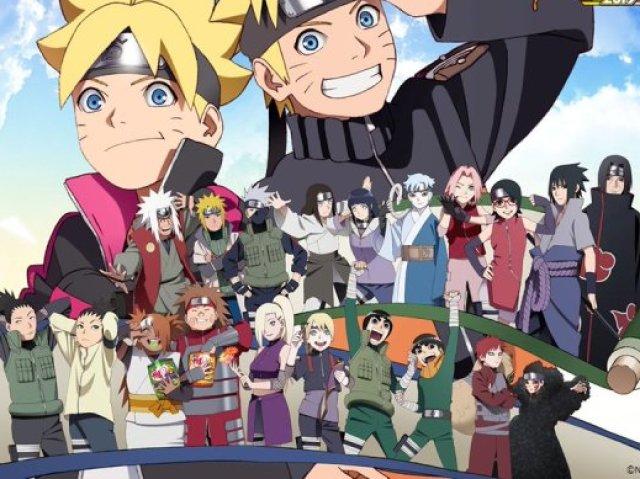 Quem você é em Naruto?