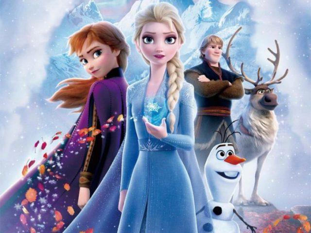 """Quem você seria em""""Frozen""""?"""