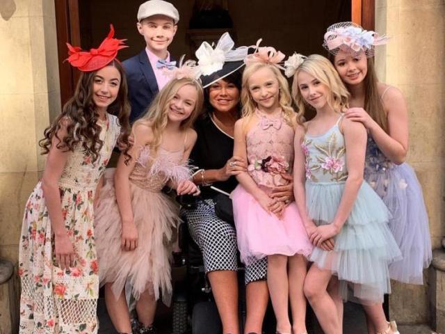Quem é você em Dance Moms season 8?