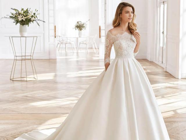 Qual tipo de vestido de casamento será o seu?