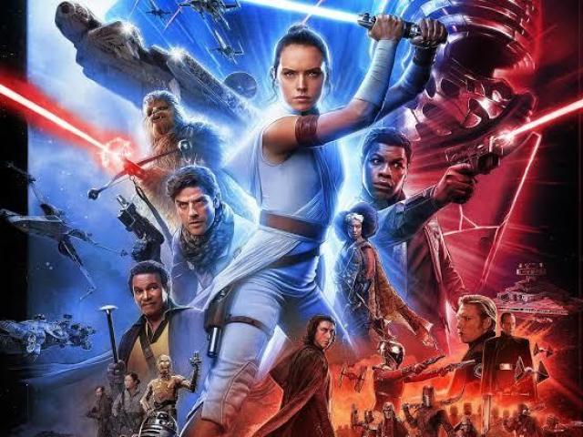 Quiz de Star Wars (Médio)