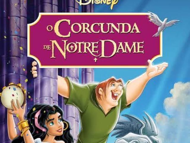 Você realmente conhece o Corcunda de Notre Dame da Disney?