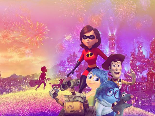 Você consegue acertar qual é o filme da Pixar de acordo com as comidas?