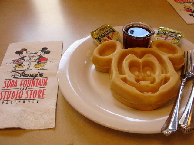 Você consegue adivinhar qual é a animação da Disney somente pela comida?