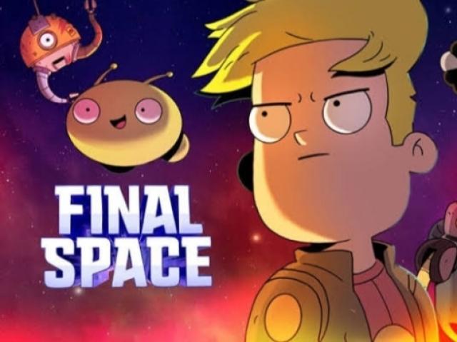 Quem é você em Final Space?