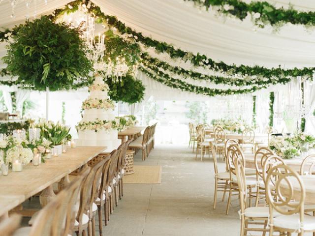 Como será a decoração do seu casamento?
