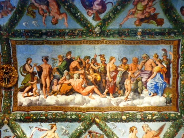 Qual deus romano lhe representa?