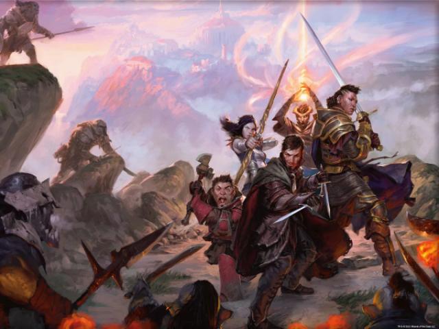 Qual sua classe em um jogo de RPG?