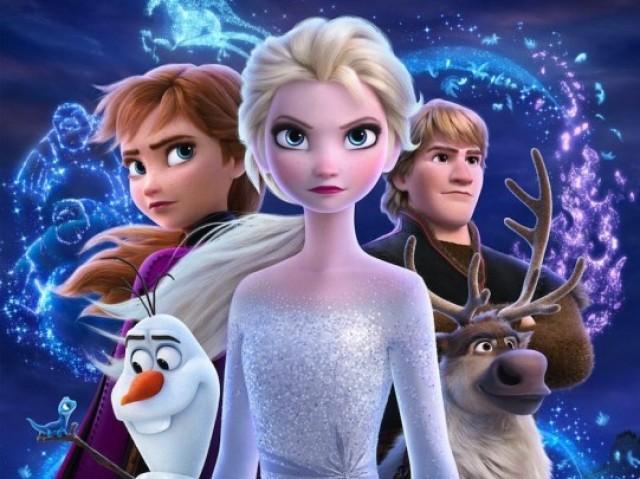 Você realmente assistiu Frozen 2?