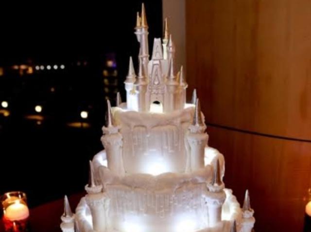 Qual seria seu bolo de casamento?