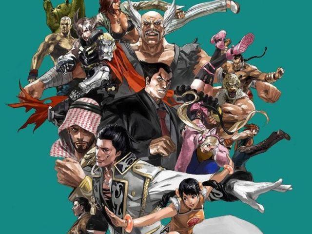 Você conhece os personagens de TEKKEN?