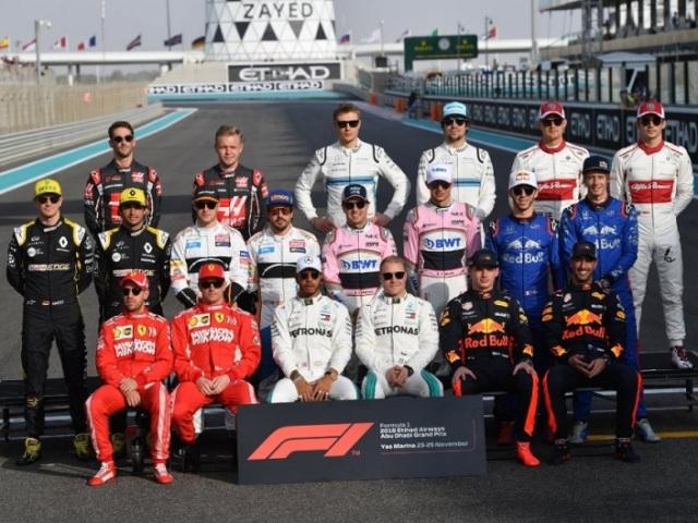 Qual piloto da fórmula 1 2020 você seria?
