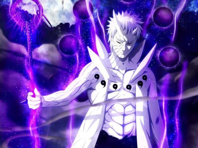 Quem é você no anime Naruto?