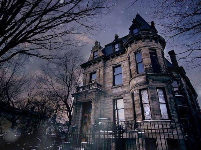 BTS: Casa mal assombrada?