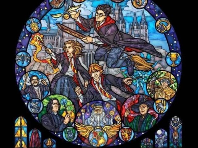 Você realmente é um fã de Harry Potter?