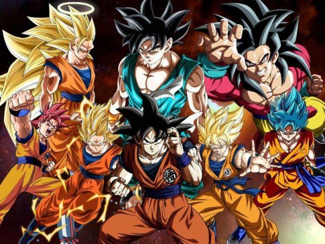 Dragon Ball: Qual transformação combina com você?