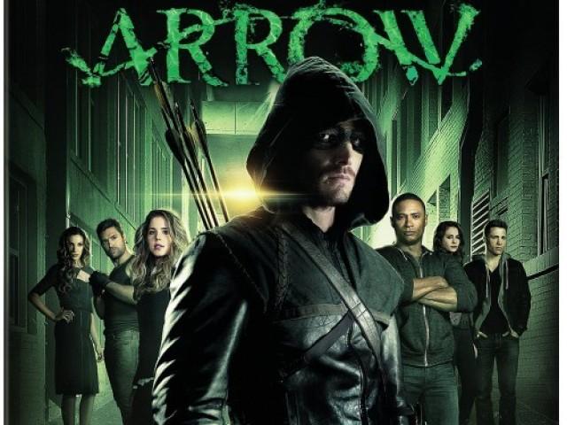 Quem você seria de Arrow?