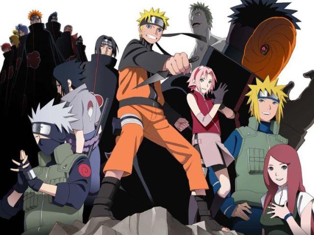 Quem você seria em Naruto? (Todos os Personagens)