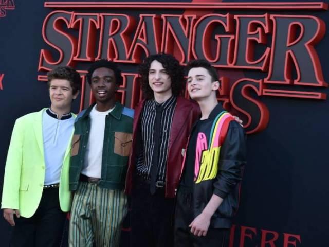 Quem seria seu namorado em Stranger Things?