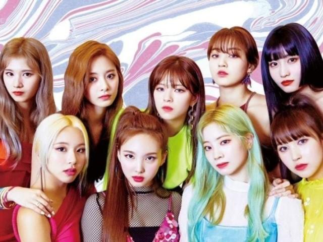 Será que você sabe qual é a integrante do Twice pela roupa?