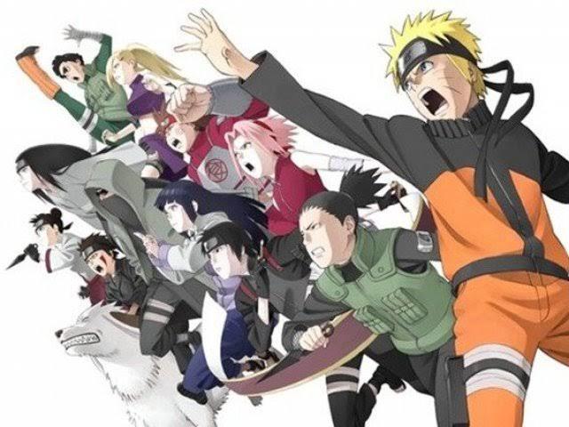 Você realmente conhece Naruto?