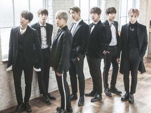 Com quem você casaria do BTS?