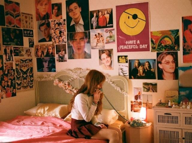 Decore seu quarto e diremos a qual década você pertence!