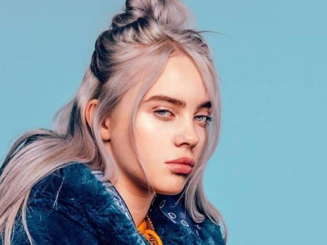 O que você seria da Billie Eilish?