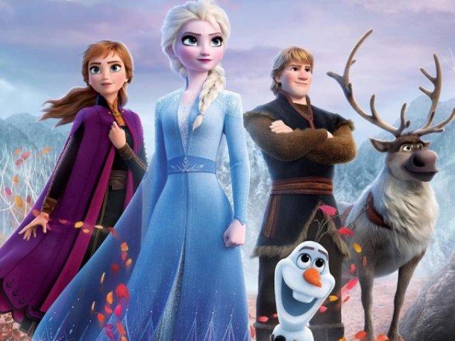"""Quem é você em """"Frozen 2""""?"""
