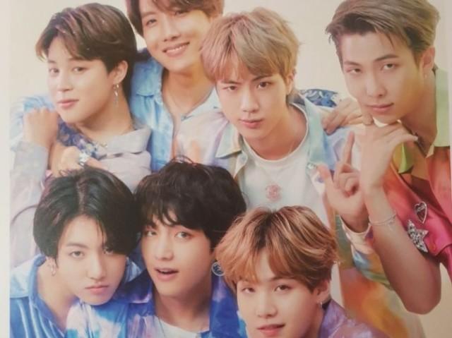 |•Quem do BTS seria seu BFF? •|