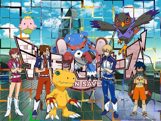 Qual Digimon de Data Squad seria compatível com você?
