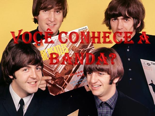 Beatles: Você é fã?