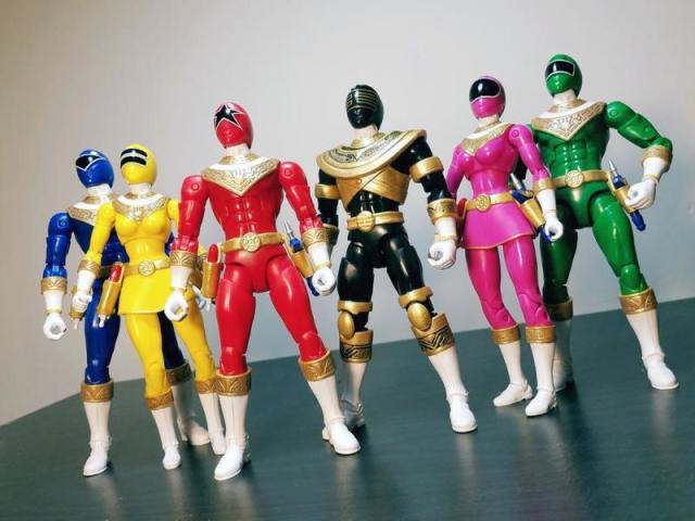 Quem você é em Power Rangers Zeo?