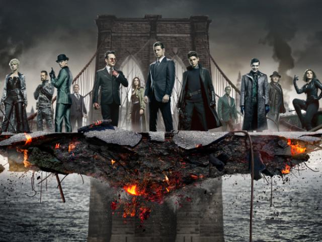 Quiz sobre a série Gotham 🦇